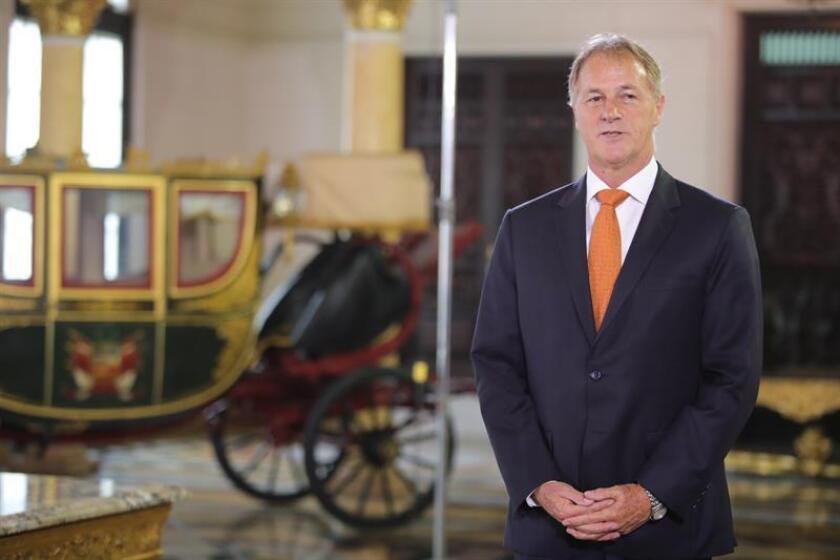 El alcalde electo de Lima Jorge Muñoz. EFE/Archivo
