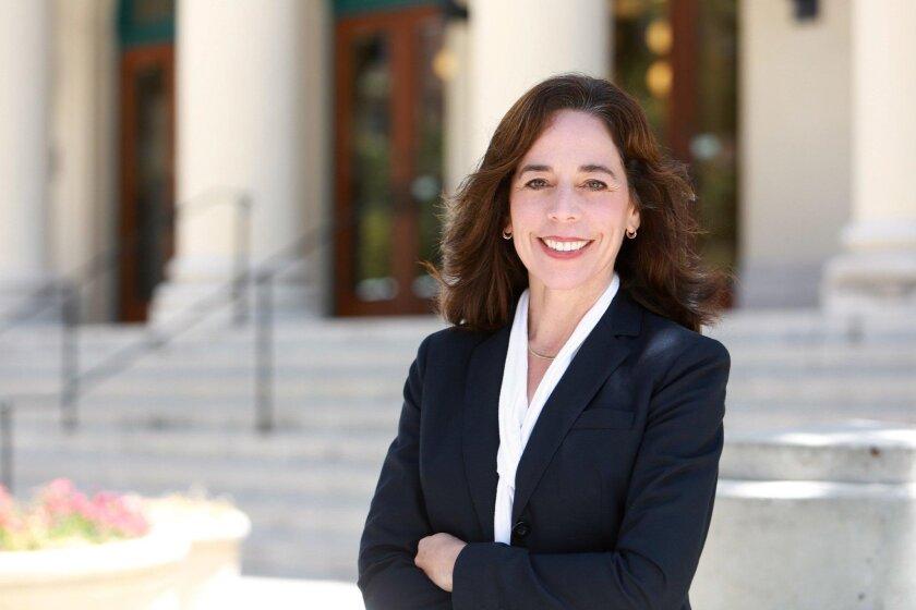 San Diego City Attorney Mara Elliott