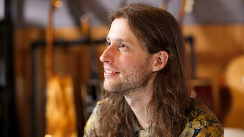GLENDALE, CA., JANUARY 09, 2018-- Composer and producer Ludwig Goransson, is nominated for several