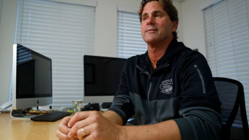 Mayor of Imperial Beach Serge Dedina has voiced significant concerns about raw sewage flowing from the Tijuana river into the Imperial and Coronado beaches.