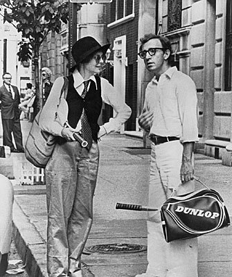 """""""Annie Hall"""" inspired a generation of women in the 1970s to learn how to knot a tie. Here are other movie looks that caused a fashion craze off-screen: More in Image: • 10 classic style movies 