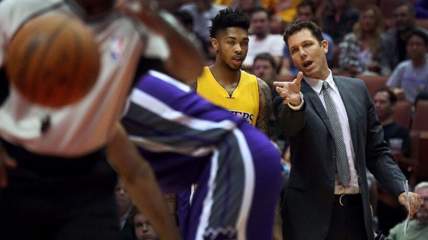 Lakers look to build defensive habits that will limit fouls