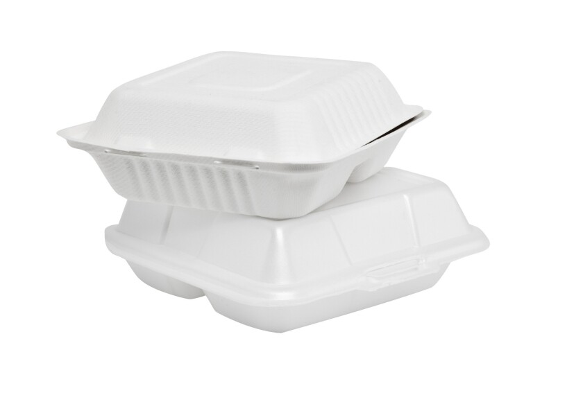 An industry-backed group called the Restaurant Action Alliance had challenged the sanitation department's determination that foam takeout containers, cups and packing peanuts cannot be recycled in a manner that is environmentally effective and economically feasible.