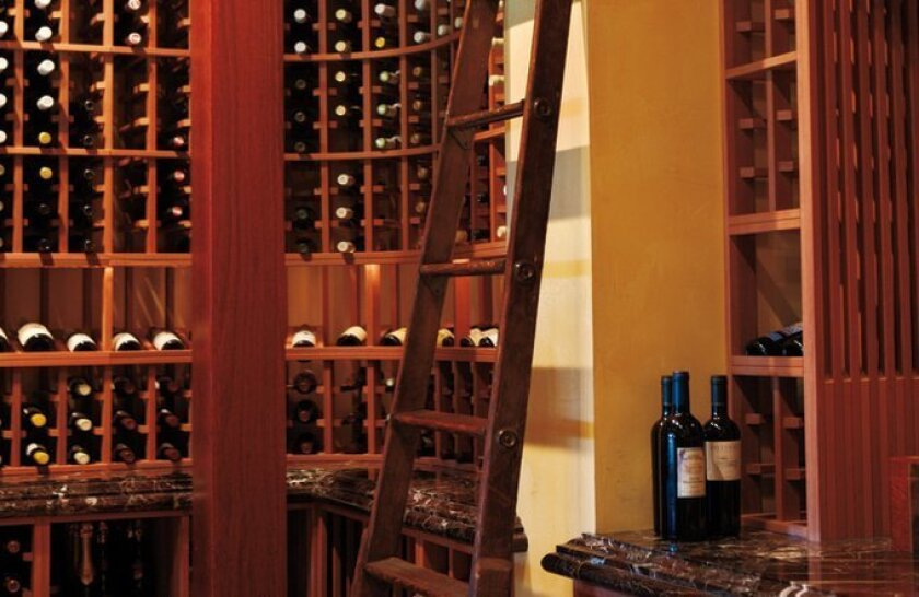 Addison at The Grand Del Mar is in the running for outstanding wine program category.