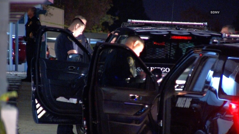 Clairemont stabbing