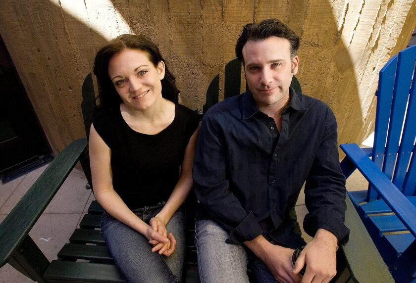 Christy Yael and Sean Cox are the artistic directors of the new Intrepid Shakespeare Co.