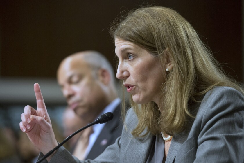 Senate Appropriations Committee hearing on Ebola