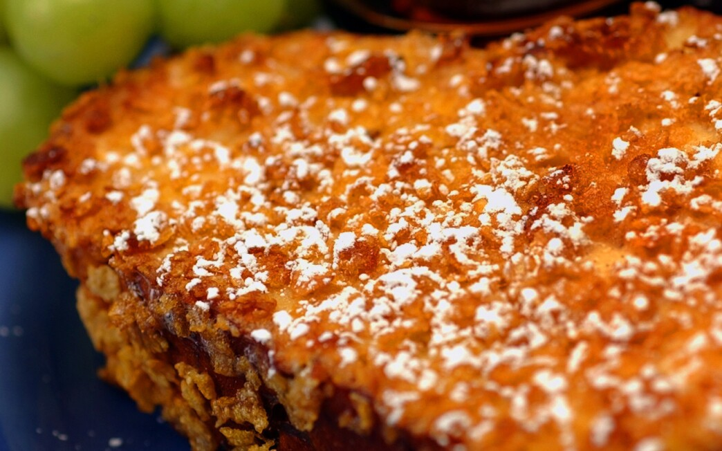 Mother's crunchy French toast