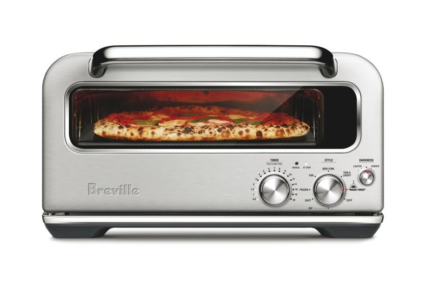 Breville's Smart Oven Pizzaiolo