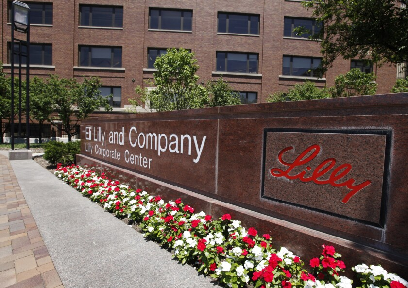 Eli Lilly and Co. building