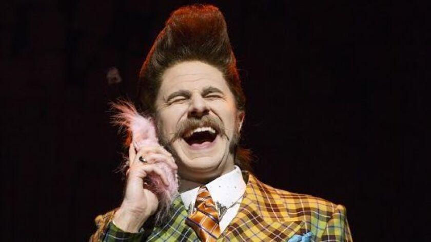 Matt Harrington as Mr. Wormwood.