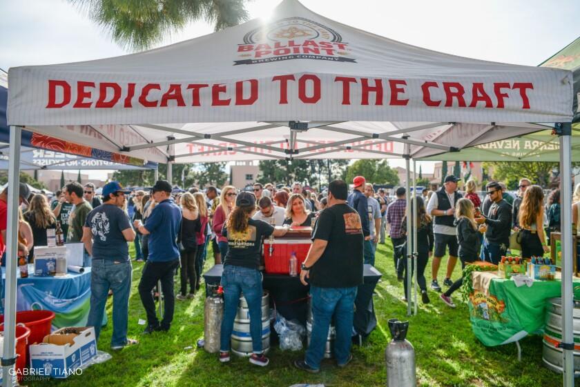 San Diego Beer Fest.