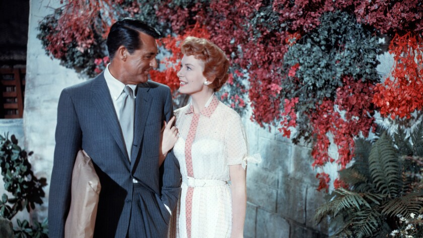 """Cary Grant and Deborah Kerr in the 1957 film """"An Affair to Remember."""""""