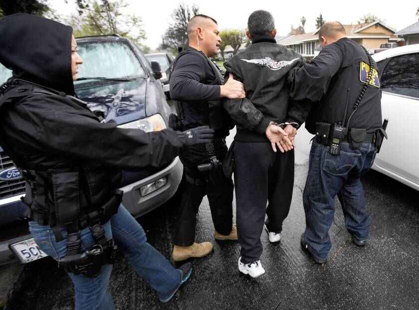 Illegal immigrant rearrest rate is 16%, study says