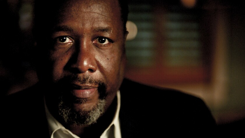 """Wendell Pierce is part of the all-star cast of HBO's """"Between the World and Me."""""""