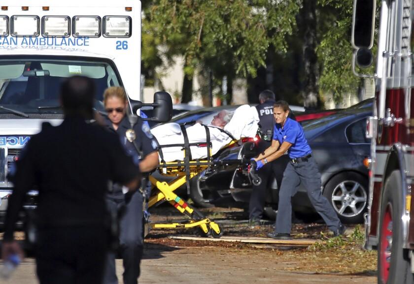Nursing Home Deaths Florida