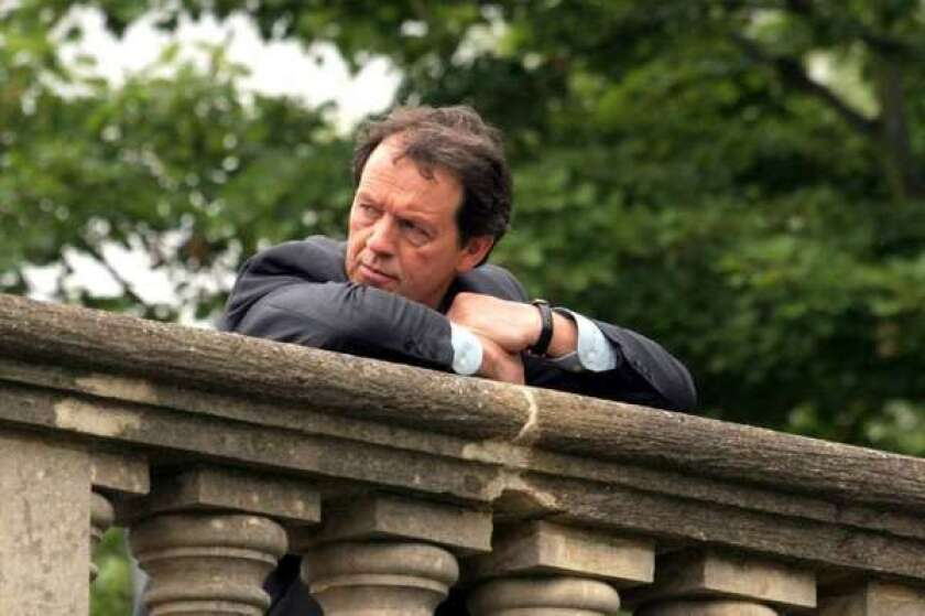 """Kevin Whately returns for a new season of the British series """"Inspector Lewis"""" Sunday on """"Masterpiece Mystery."""""""