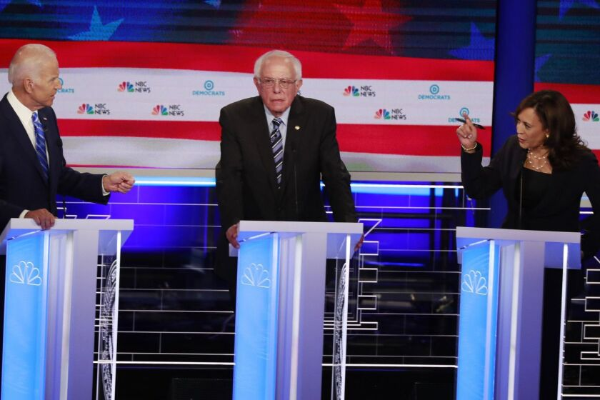Democratic debate 2019: First night draws soft early ratings