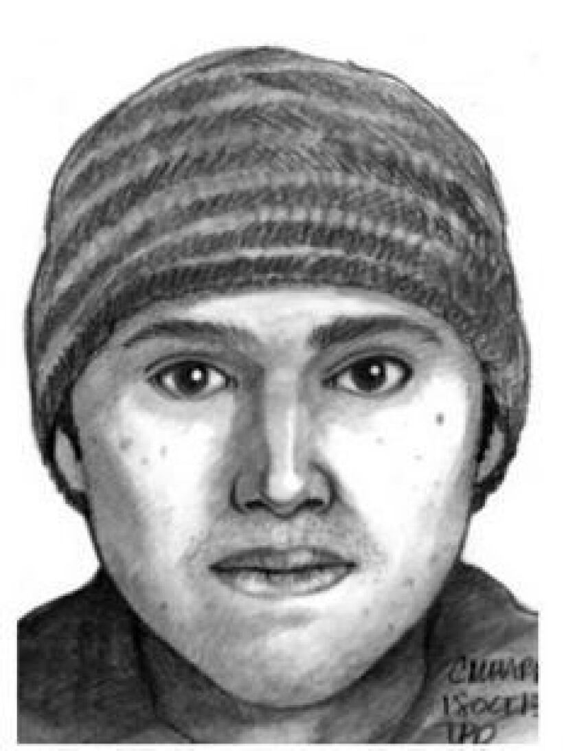 Torrance police released a sketch of a man who tried to coerce a 16-year-old girl into his car last month. The LAPD says the suspect in that incident resembles a man wanted in an attempted kidnapping in Venice last week.