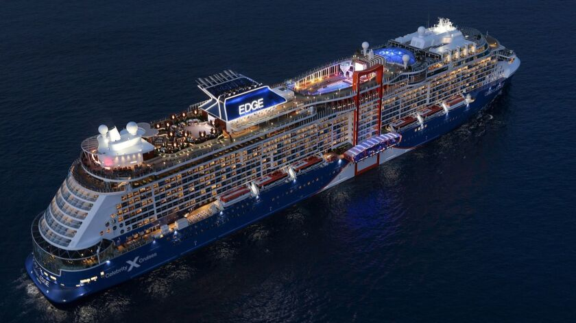 Newsletter: Escapes: What does $1 billion buy in a cruise ship?