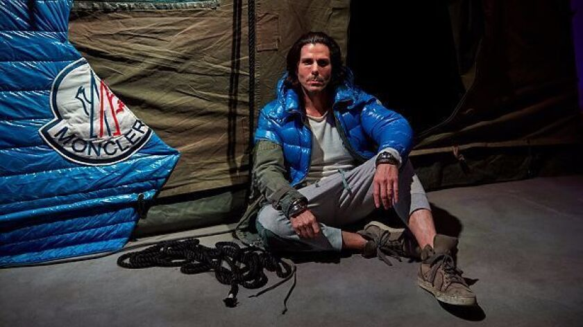5be7c2ab5 Greg Lauren and Moncler launch a scruffy-meets-puffy capsule ...