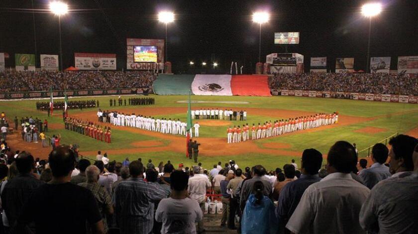 Los Sultanes de Monterrey buscarán reaccionar este sábado, en su casa, para alcanzar su primera victoria ante los Leones de Yucatán en la serie final de primavera en la Liga Mexicana de Béisbol (LMB). EFE/ARCHIVO