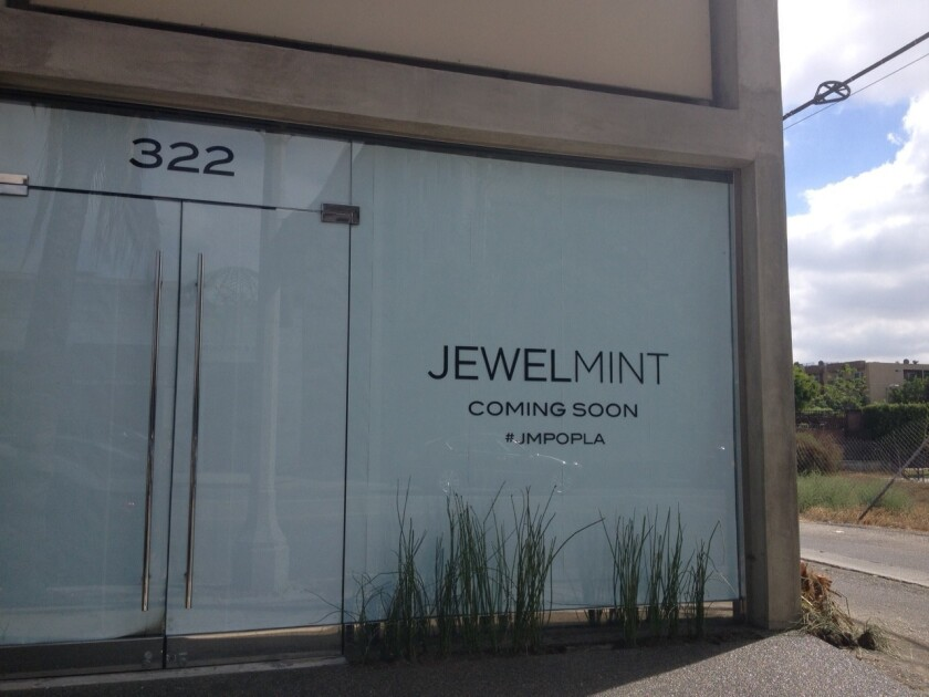 Jewelmint is popping up in L A  with first bricks-and-mortar
