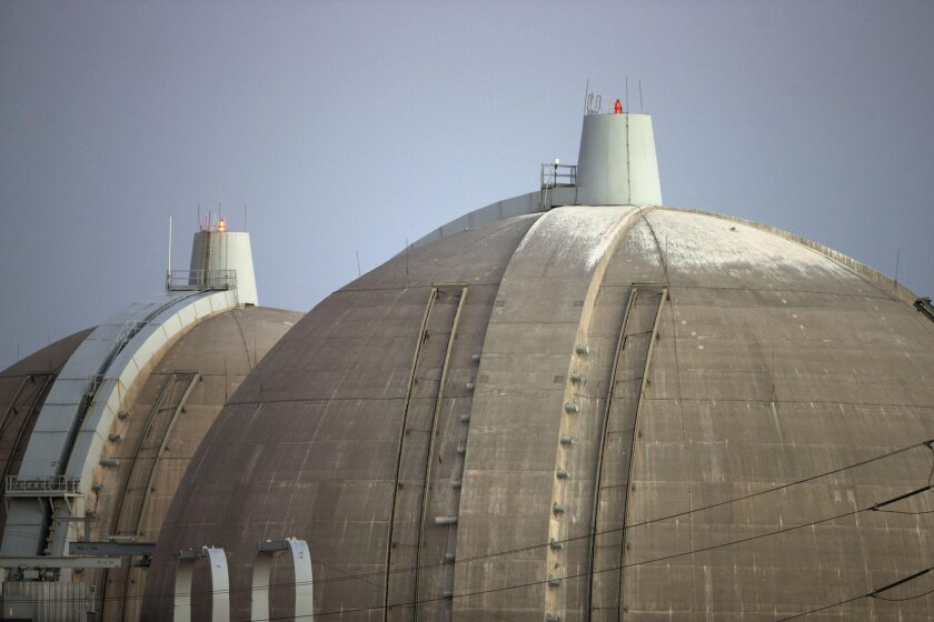 The California Coastal Commission approved a permit in October to bury nuclear waste in concrete bunkers within 125 feet of a seawall and the beach at the shuttered San Onofre Nuclear plant in northern San Diego County.