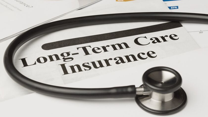 Long-Term Care Insurance Policy