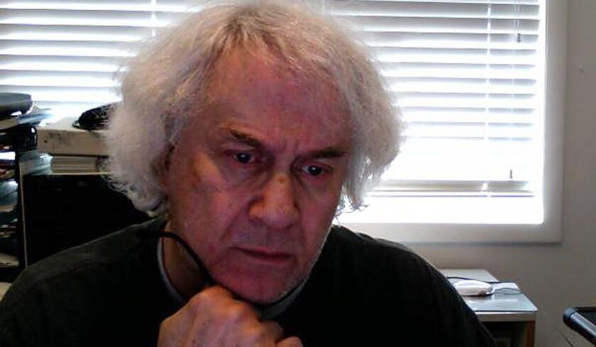 "Professor Bill Ward told a budding journalist to ""write the humanity."""