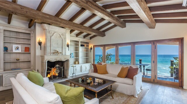 Paul Dooley's Malibu beach house