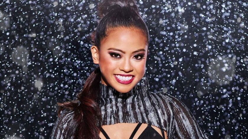 SO YOU THINK YOU CAN DANCE: Top 10 contestant Hannahlei Cabanilla on SO YOU THINK YOU CAN DANCE airi