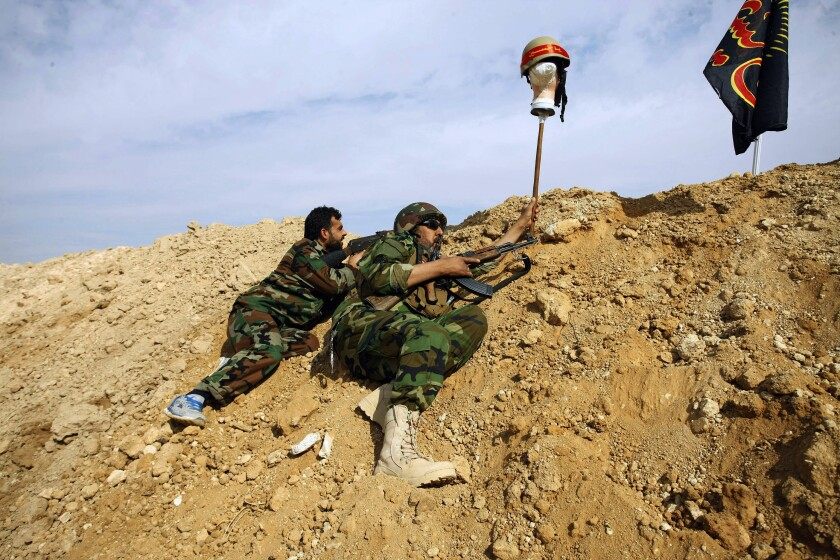 Syria Soleimani
