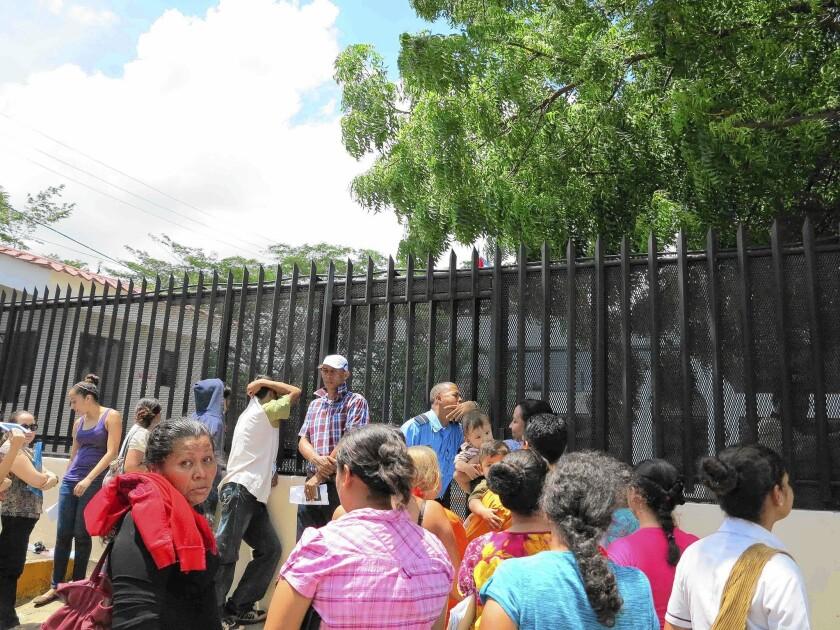 Nicaraguan immigration