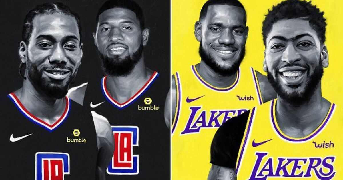 NBA preview: The new Fight for L.A. is the biggest question