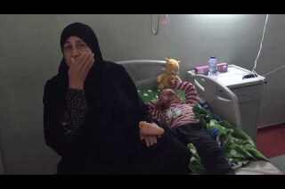 Victims of U.S. airstrike in Mosul