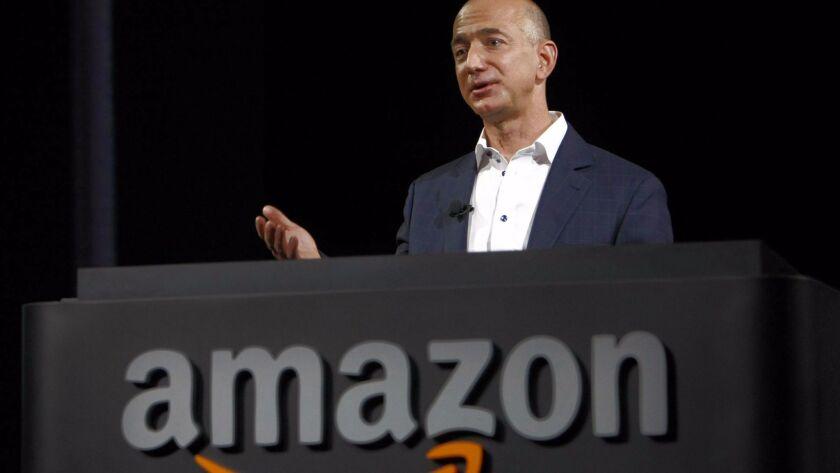 Bezos buys Washington Post