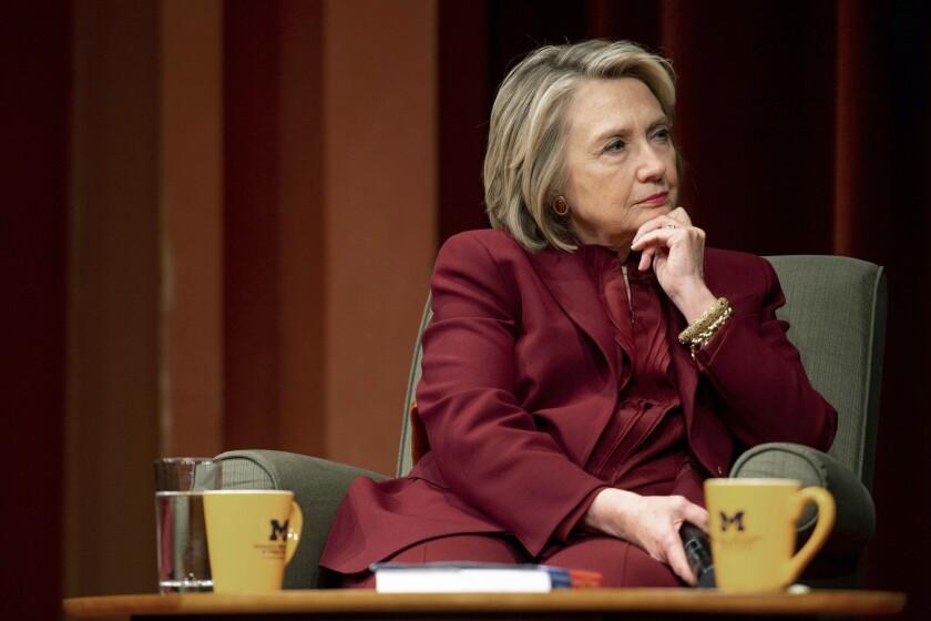 Hillary Clinton Michigan