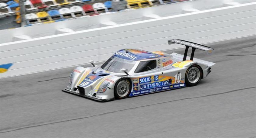 Ricky Taylor, piloto del coche No.7 del equipo Penske Acura DPi. EFE/Archivo
