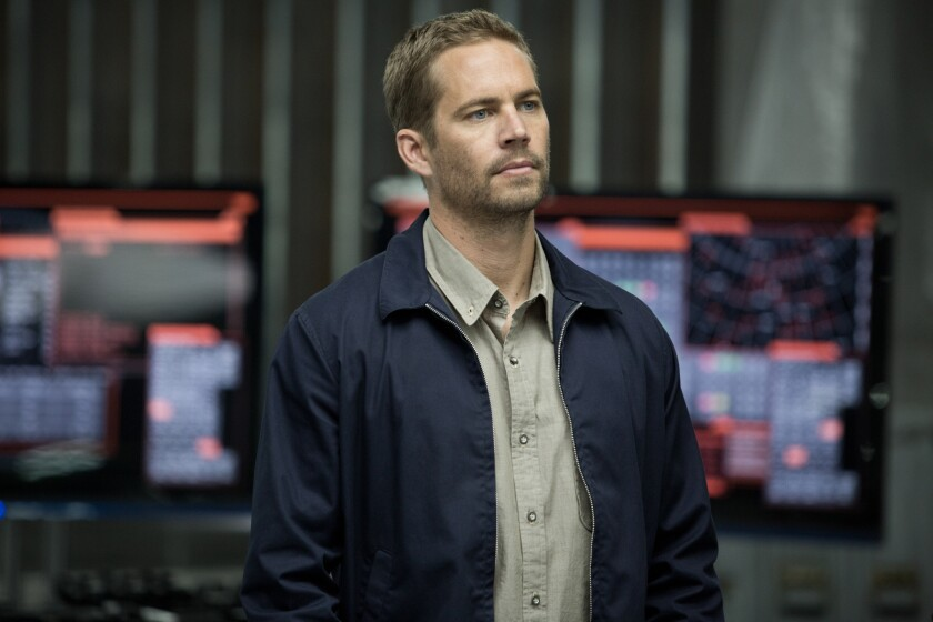 Paul Walker's brothers to help complete 'Fast & Furious 7'