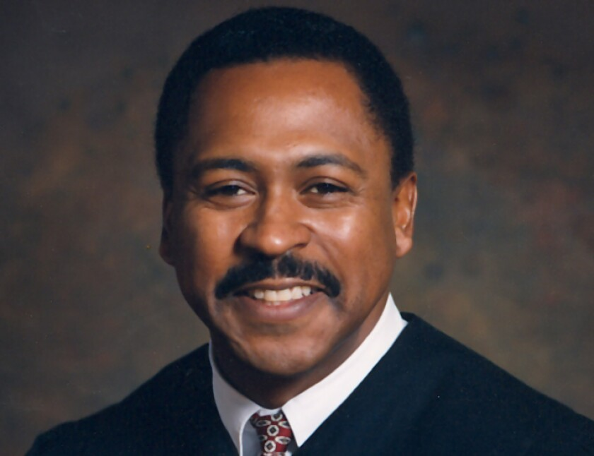 Judge Leo Valentine, Jr.