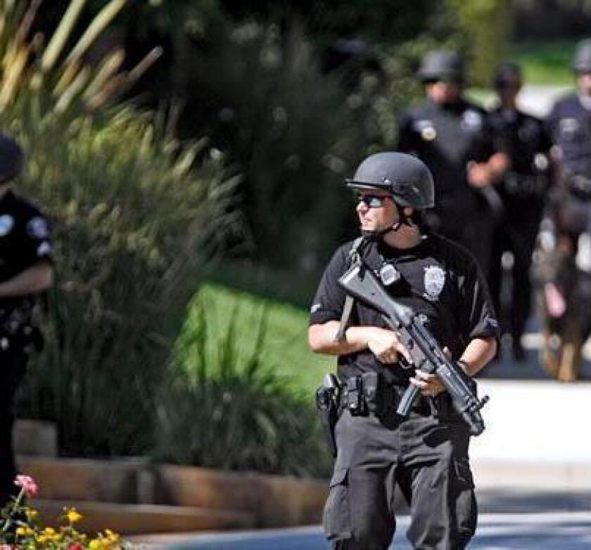 San Fernando Valley roundup: Glendale police search for burglary suspect, Bear takes dip in Granada Hills pool and scam lures women to Bakersfield