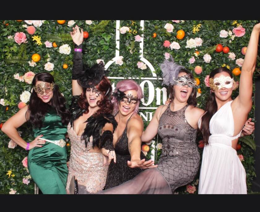 A Midsummer Masquerade Ball: French Follies
