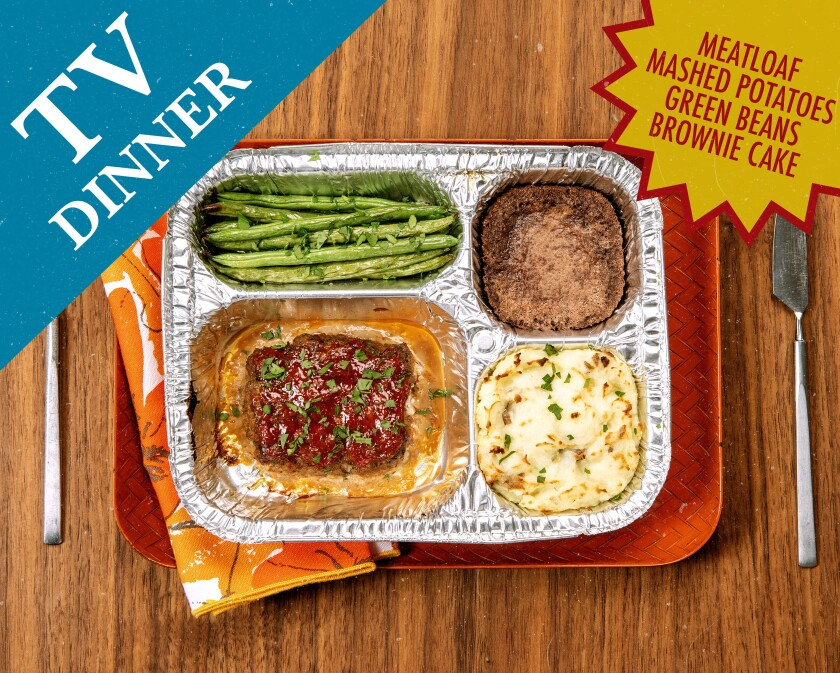 A from-scratch TV dinner? Yes, please.