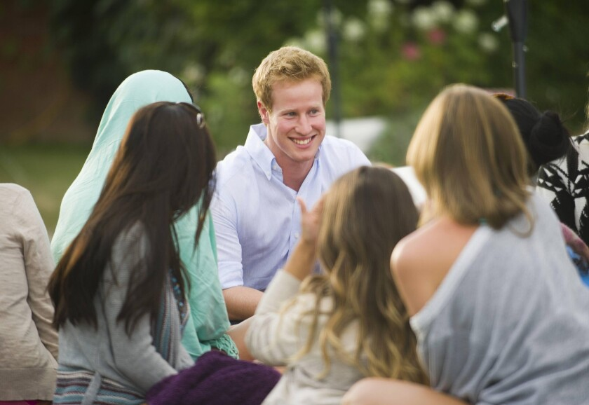 """""""Labor of Love"""" joins a long line of questionably premised Fox reality series, including """"I Wanna Marry 'Harry,'"""" above, in which women competed to win the affection of Prince Harry lookalike Matthew Hicks."""