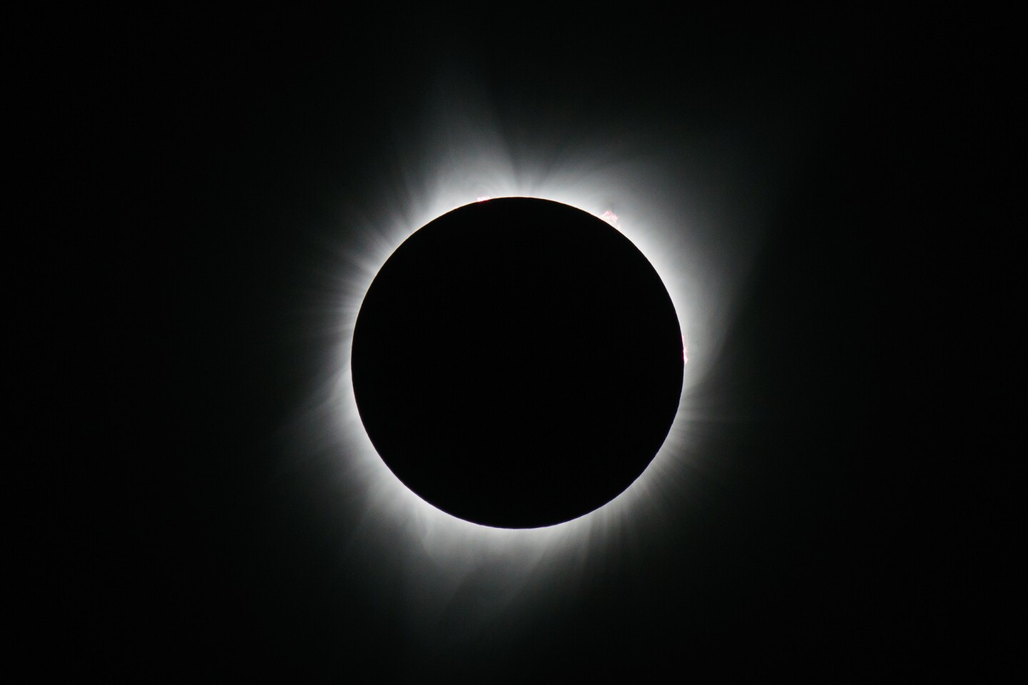 Views of the solar eclipse from across the U.S.