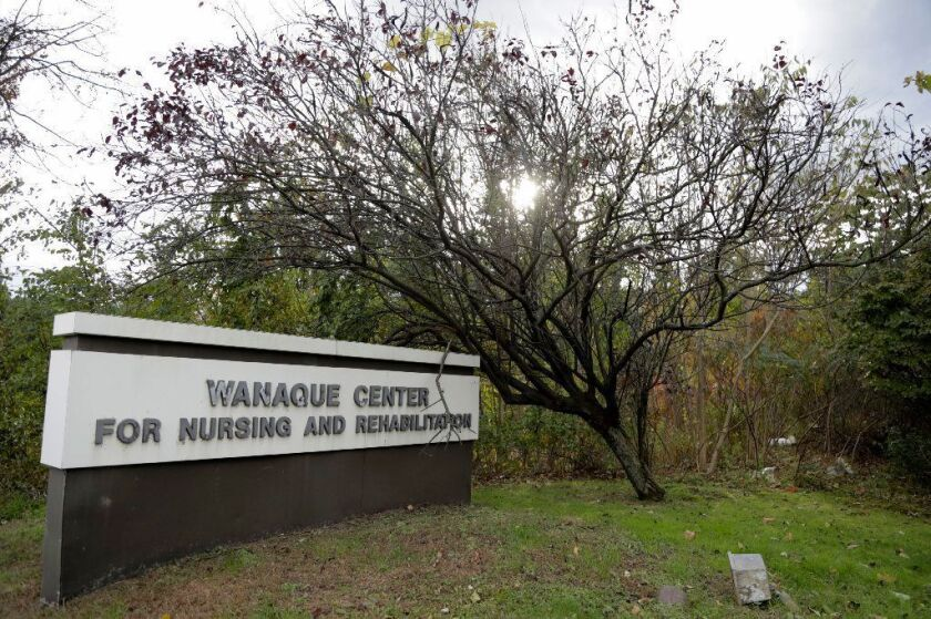 There have been 34 cases of adenovirus at the the Wanaque Center for Nursing and Rehabilitation in Haskell, N.J., with 11 fatalities.