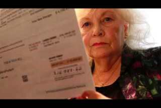 Retired school teacher gets DWP bill for $16,988.62