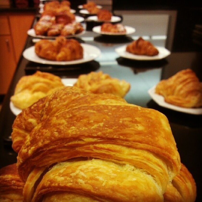 Crowning the croissant king of Los Angeles
