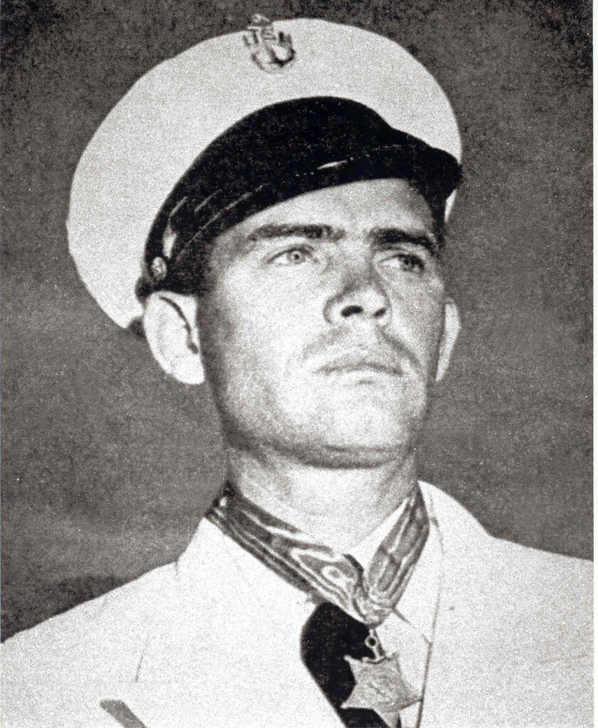 John Finn:  age 98 (born July 23, 1909), lives in Pine Valley. Received the Medal of Honor for his actions on Dec. 7, 1941, in Kaneohe Bay, Hawaii, during World War II.